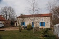 Maison à vendre à Millac, Vienne, Poitou_Charentes, avec Leggett Immobilier