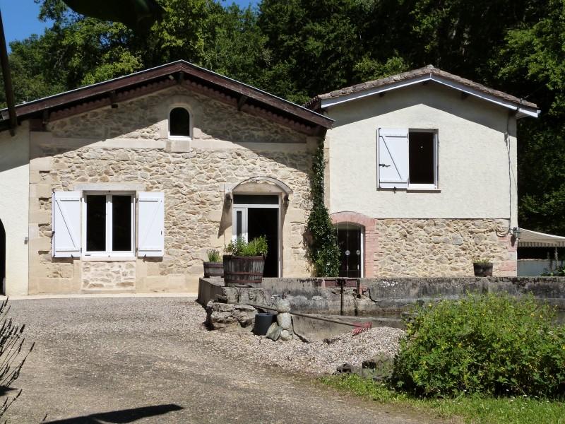 Maison vendre en aquitaine gironde bazas maison du for Achat maison bazas