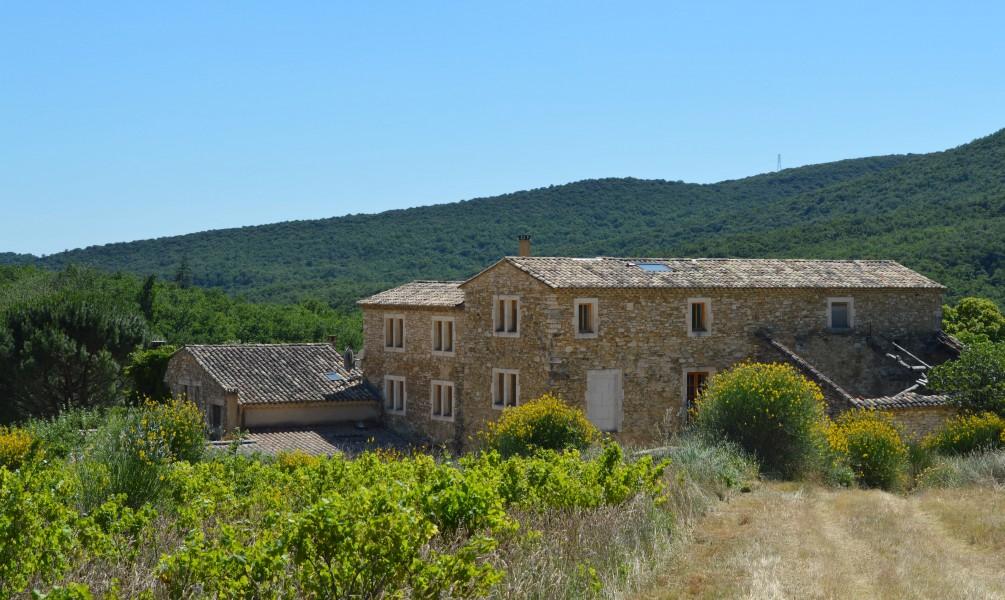 Maison vendre en languedoc roussillon gard uzes mas for Acheter maison uzes