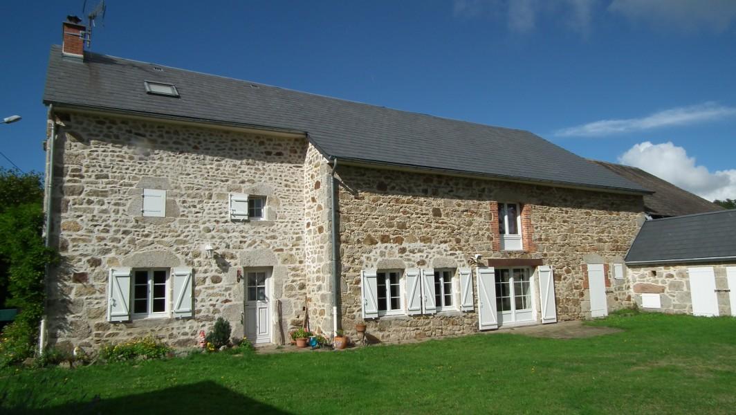 maison 224 vendre en auvergne puy de dome villosanges ferme magnifiquement restaur 233 e 140 m2