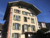 Appartement F4 à vendre à St Gervais les Bains, avec parking et jardin.  Proche du centre ville et de la télécabine