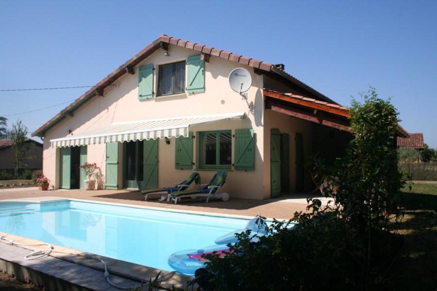 Maison vendre en midi pyrenees gers eauze maison de 4 for Achat maison sud ouest france