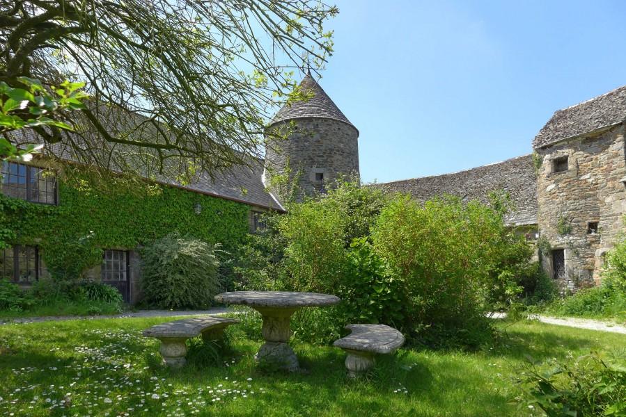Chateau vendre en basse normandie manche st germain le gaillard exception - Vendre en suisse depuis la france ...