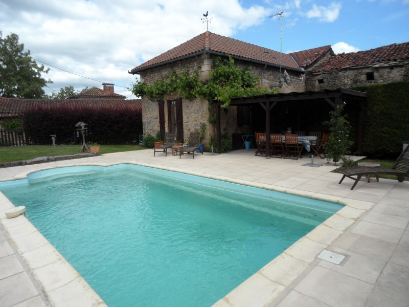 House For Sale In Figeac Lot Luxury 4 Bed House