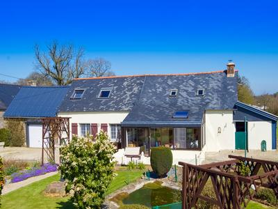 French property, houses and homes for sale in BOURBRIAC Cotes_d_Armor Brittany