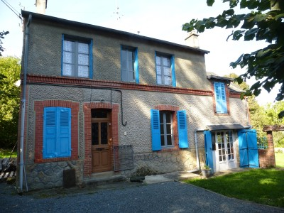 French property, houses and homes for sale in LE BOURG D HEM Creuse Limousin