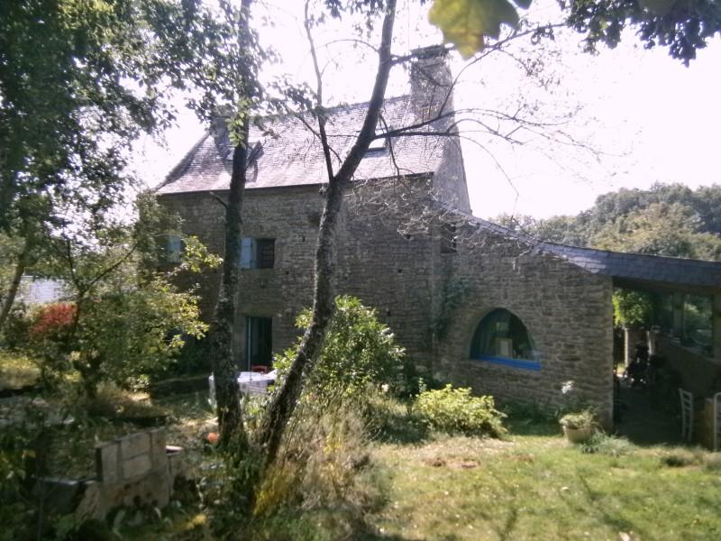 Maison vendre en bretagne morbihan lizio authenticit for Acheter une maison en france par un etranger