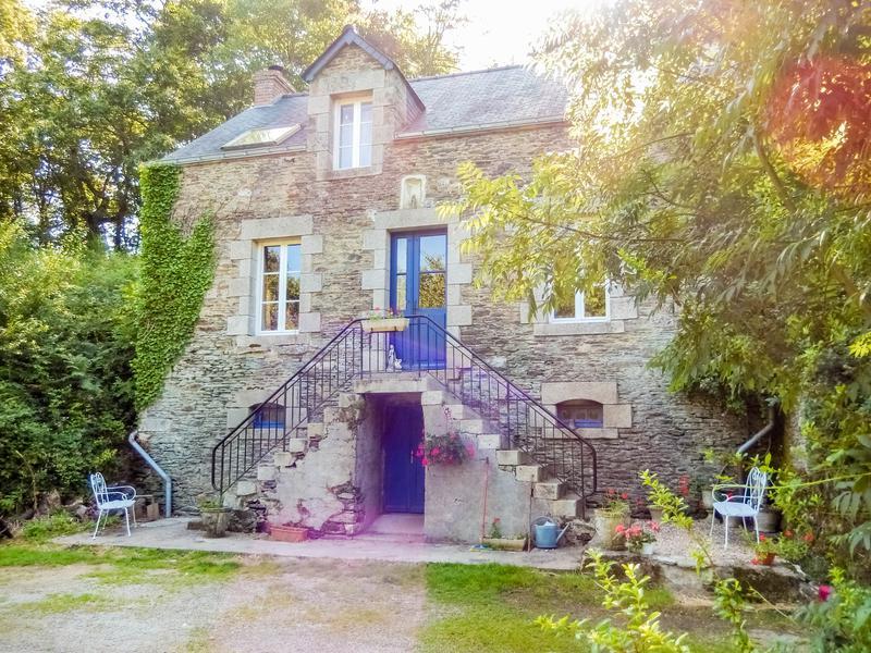 Maison vendre en bretagne morbihan taupont belle for Acheter maison morbihan