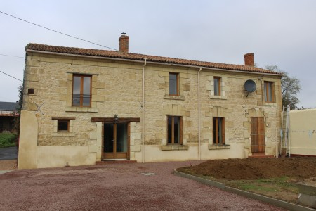 French property, houses and homes for sale in ST MARTIN DE SANZAY Deux_Sevres Poitou_Charentes