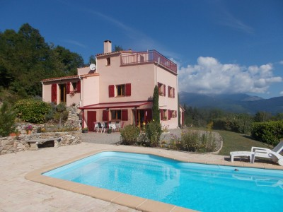 French property, houses and homes for sale in SERRALONGUE Pyrenees_Orientales Languedoc_Roussillon