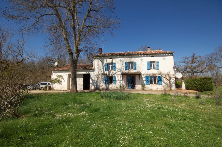 maison 224 vendre en midi pyrenees tarn cordes superbe maison orient 233 e sud 224 fort potentiel avec