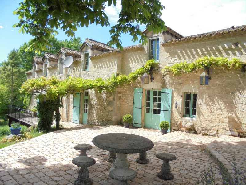 Maison vendre en aquitaine lot et garonne villereal for Acheter une maison de village