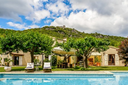 French property, houses and homes for sale in ST HIPPOLYTE DU FORT Gard Languedoc_Roussillon