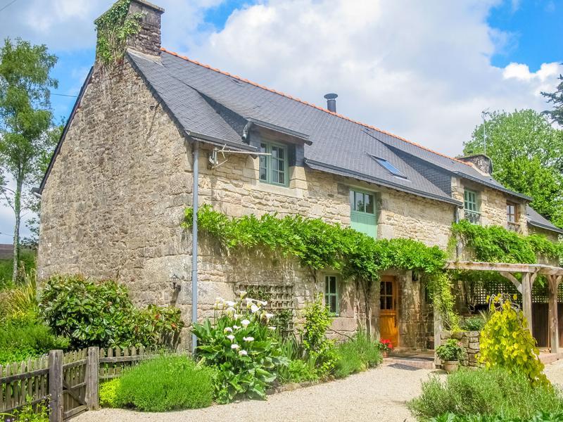 Maison vendre en bretagne morbihan quistinic charmante for Acheter maison ile de france