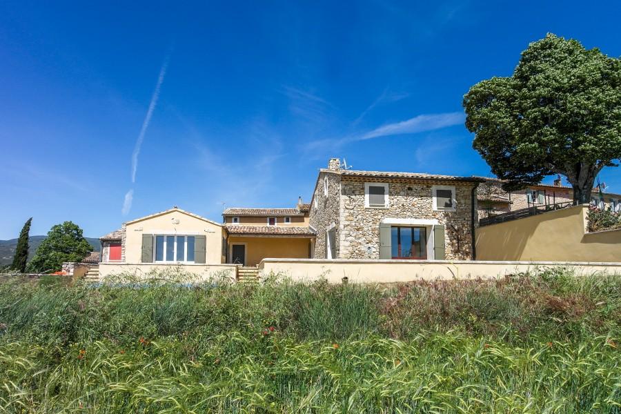 Maison vendre en paca vaucluse villars villars mas for Acheter une maison dans le vaucluse