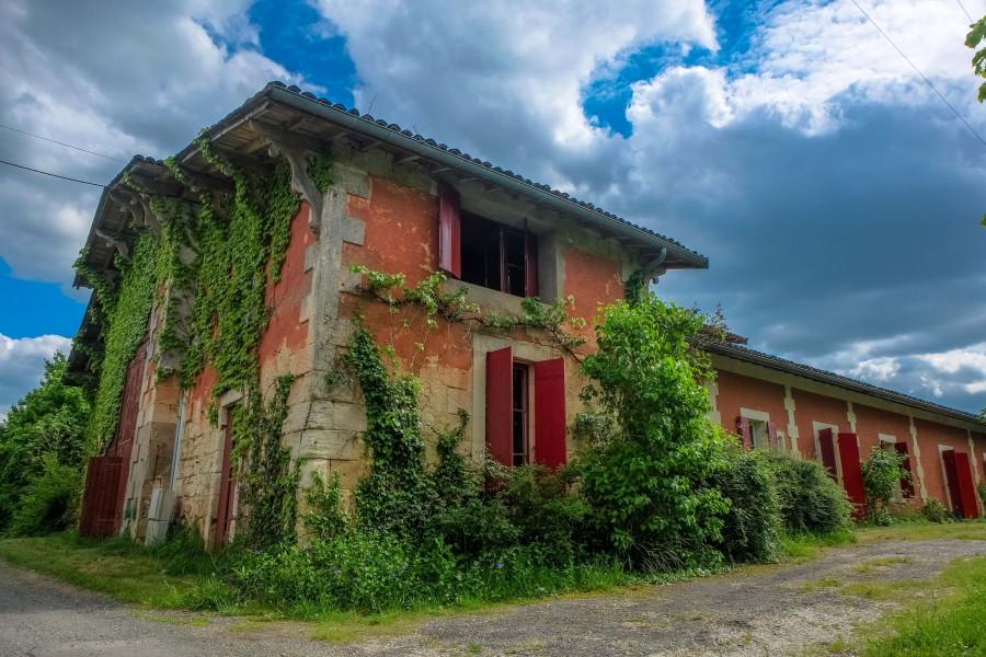 Maison vendre en aquitaine gironde bordeaux une ferme for Acheter maison en france