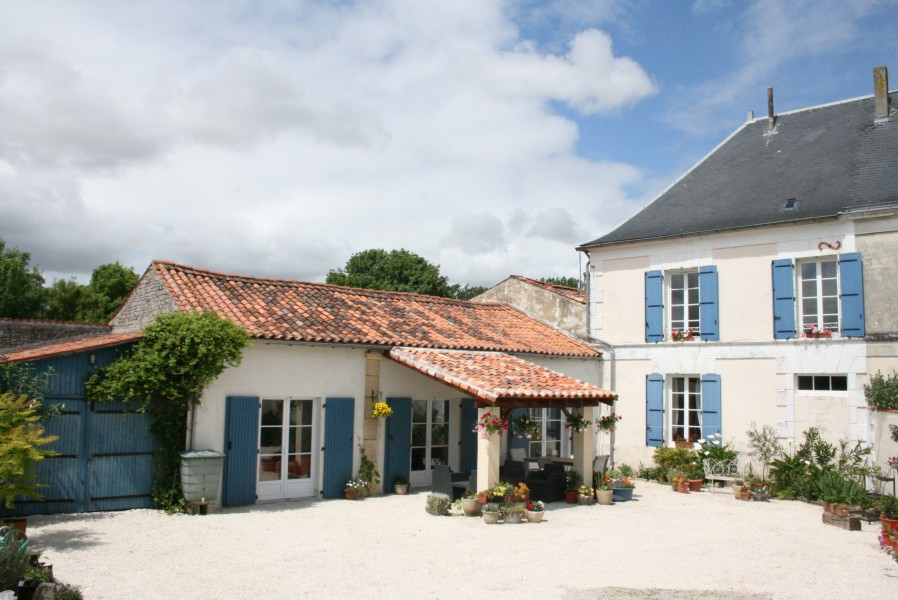 Property For Sale In Charente Maritime France