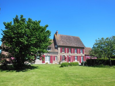 French property, houses and homes for sale in ST NICOLAS DE SOMMAIRE Orne Normandy