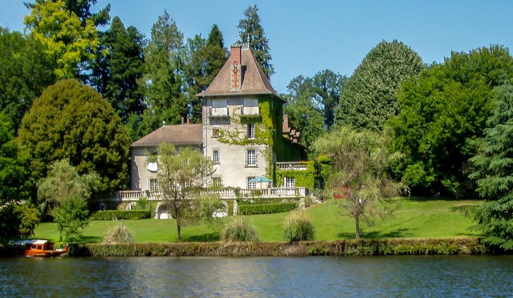 Chateau vendre en limousin haute vienne st mathieu for Acheter une maison en france