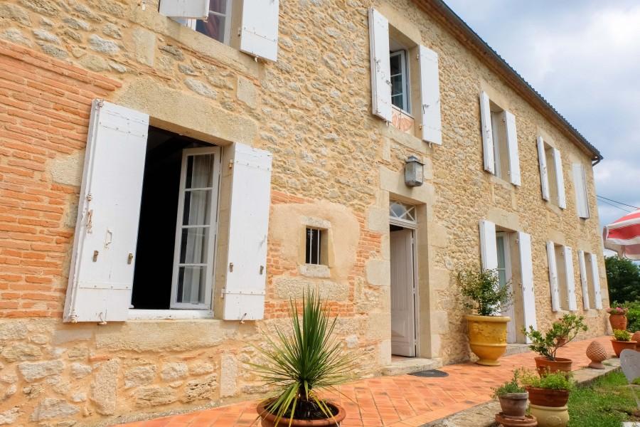 Maison vendre en aquitaine gironde monsegur girondine for Acheter maison gironde