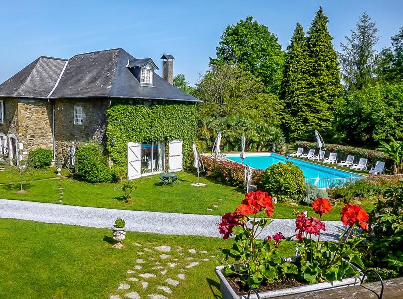 Maison vendre en aquitaine pyrenees atlantiques haut for Acheter une maison en provence