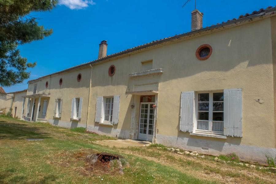 Maison vendre en aquitaine gironde grignols maison for Acheter maison gironde