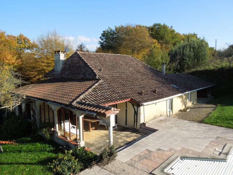 Maison vendre en midi pyrenees gers loubedat maison de for Acheter maison gers