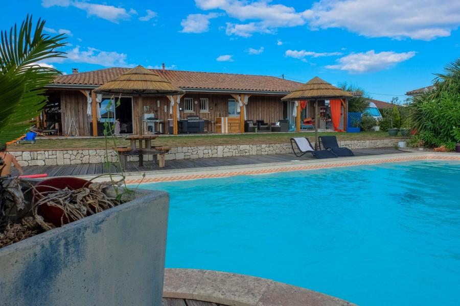 Hotel Lot Et Garonne Avec Piscine