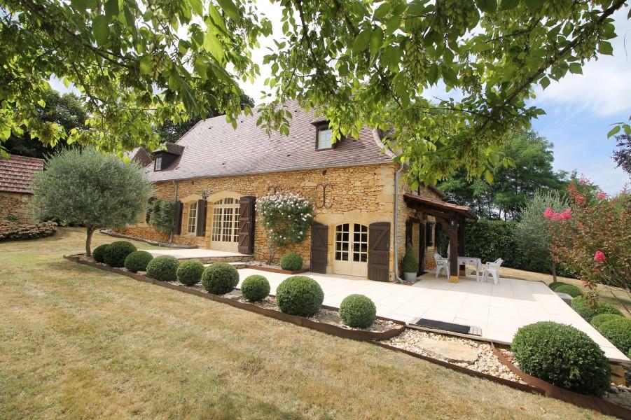 Maison vendre en aquitaine dordogne st cirq bel for Acheter maison en dordogne