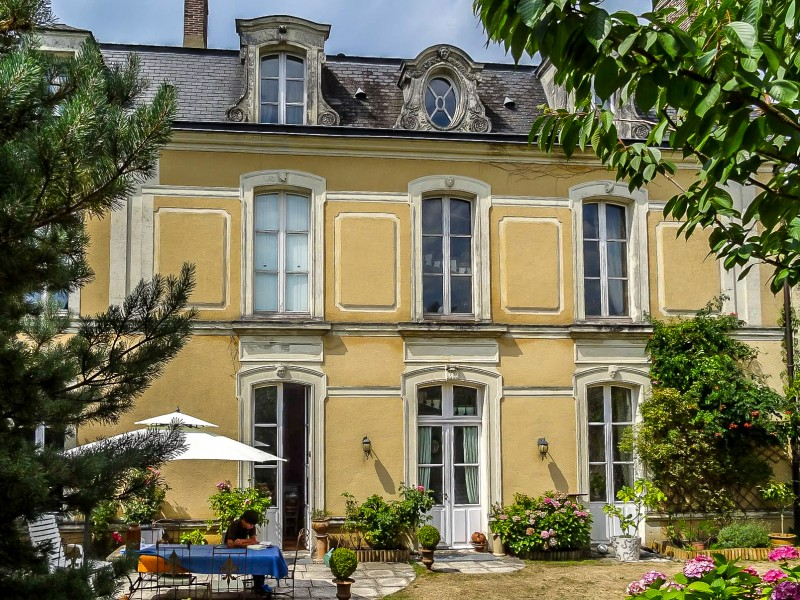 Maison vendre en basse normandie orne mortagne au for Acheter une maison paris
