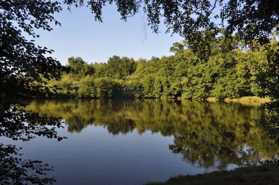 Terrain vendre en aquitaine dordogne augignac lac de p che avec terrain b - Achat terrain belgique ...