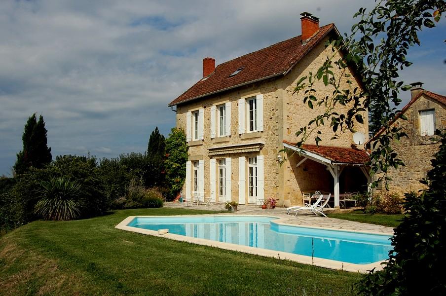 Maison vendre en aquitaine dordogne cadouin ancien for Acheter maison dordogne