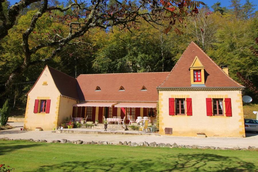 Maison vendre en aquitaine dordogne castels belle for Acheter une maison en france par un etranger