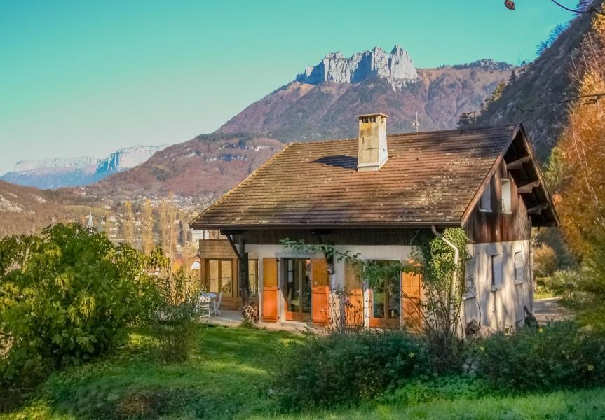 Maison vendre en rhone alpes haute savoie duingt for Acheter maison annecy
