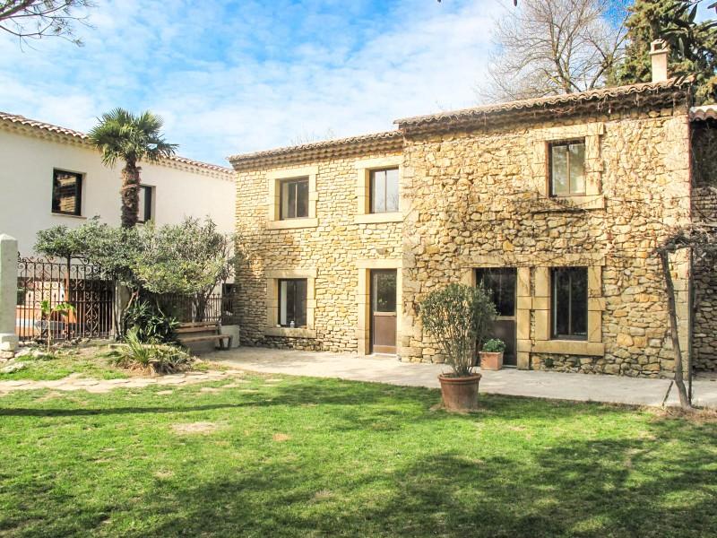 maison 224 vendre en paca vaucluse chateauneuf du pape ancien avec extension