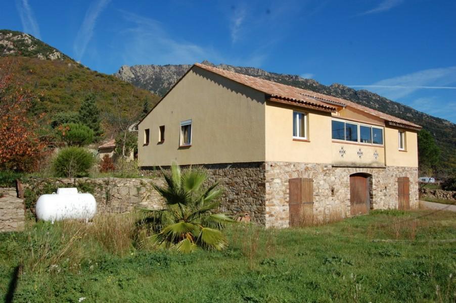 maison 224 vendre en languedoc roussillon herault mons villa moderne type t6 200 m2 habitables