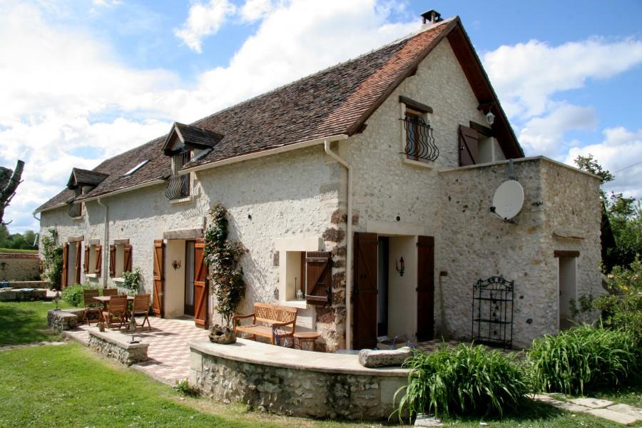 Maison vendre en aquitaine dordogne fossemagne belle for Acheter une maison en dordogne