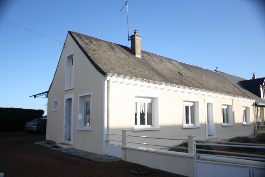 Maison vendre en pays de la loire maine et loire meon maison plain pied type long re avec 2 - Chambre de commerce maine et loire ...
