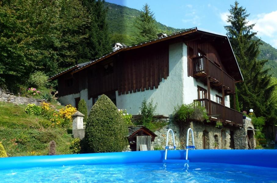 Chalet vendre en rhone alpes savoie aigueblanche for Aigueblanche piscine