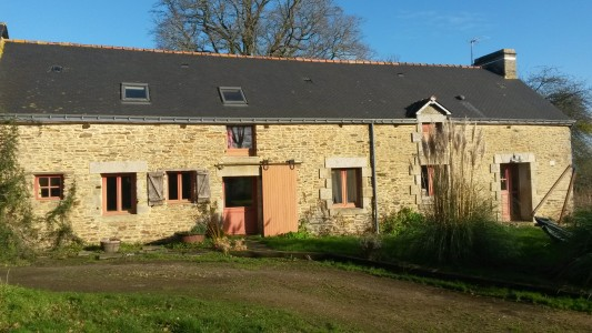 French property, houses and homes for sale in RADENAC Morbihan Brittany