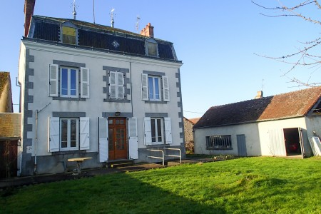 French property, houses and homes for sale in ST LEGER MAGNAZEIX Haute_Vienne Limousin