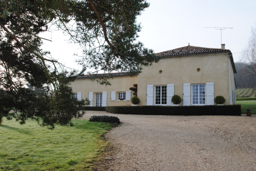 Maison vendre en aquitaine gironde pujols une maison for Acheter maison gironde