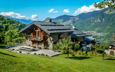 French property, houses and homes for sale in LA PERRIERE Savoie French_Alps