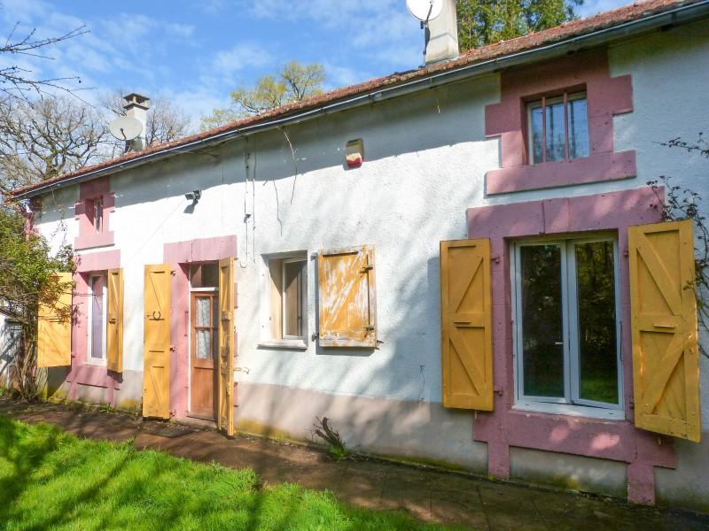 Maison vendre en poitou charentes charente brillac for Acheter une maison a 2