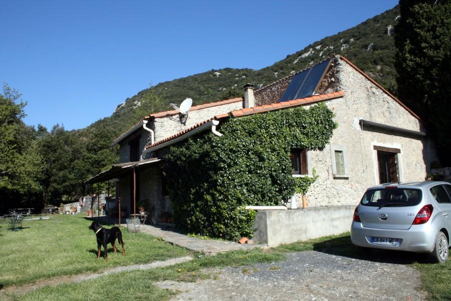 Maison vendre en languedoc roussillon pyrenees for Achat maison pyrenees orientales