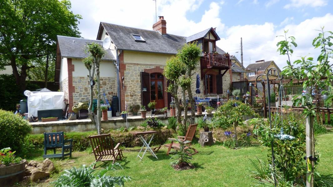 Maison vendre en basse normandie orne bagnoles de l orne maison 2 3 chambres a bagnoles de l - Chambre d hote bagnoles de l orne ...