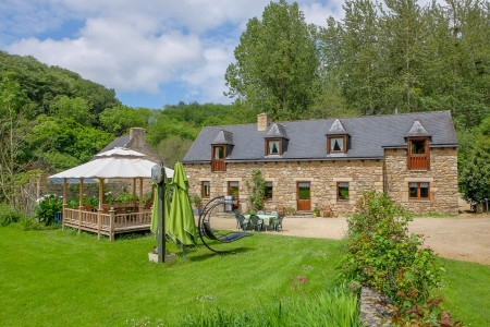 French property, houses and homes for sale in POMMERIT LE VICOMTE Cotes_d_Armor Brittany