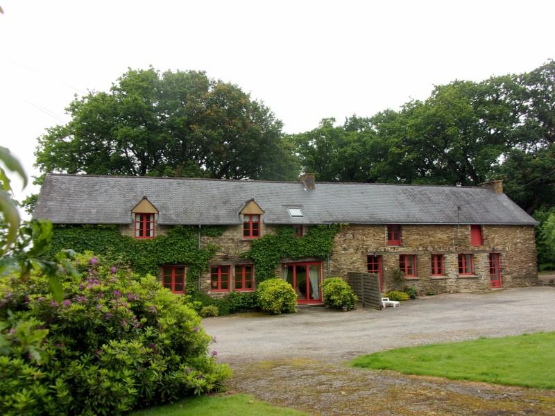 Maison vendre en bretagne ille et vilaine maure de for Acheter une maison en bretagne nord