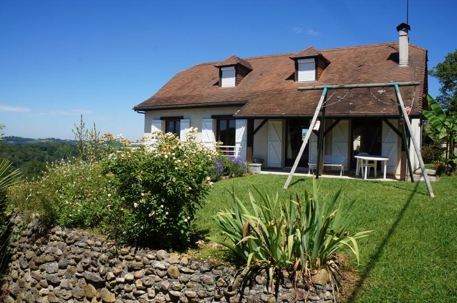 Maison vendre en aquitaine pyrenees atlantiques for Acheter une maison au sud de la france