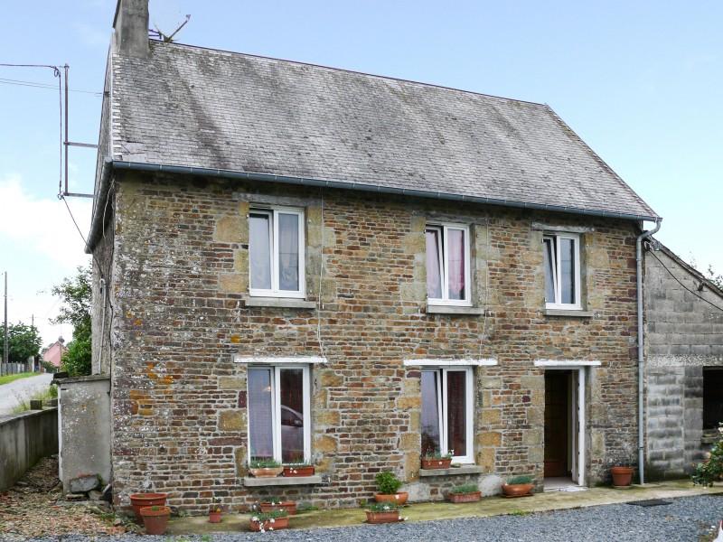 Maison vendre en basse normandie manche st amand for Eolienne maison individuelle